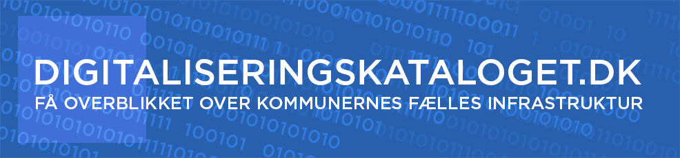 Gå til Digitaliseringskataloget